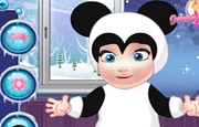 Juego Baby Elsa Great Makeover