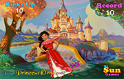 Juego Elena de Avalor Kick Up