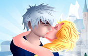 Juego Elsa and Jack True Love