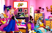 Juego Elsa Bedroom Hidden Objects