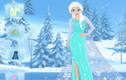 Elsa Blue Magic