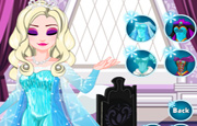 Elsa Frozen Haircuts 1