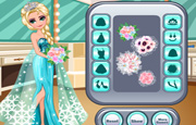 Juego Frozen Dream Wedding