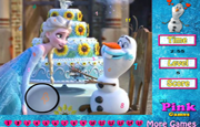 Juego Frozen Fever Hidden Numbers
