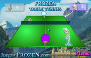 Frozen Table Tennis