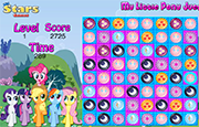 Juego My Little Pony Cutie Match