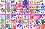 Juego My Little Pony Link Up