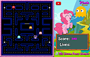 Juego My Little Pony Pac-Man